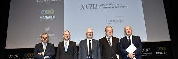 Elkargi constata que la recuperación económica es sólida, pero aún no ha llegado a muchas pymes