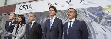 El Centro de Fabricación Avanzada Aeronáutica (CFAA) lidera el desarrollo tecnológico del sector en Euskadi