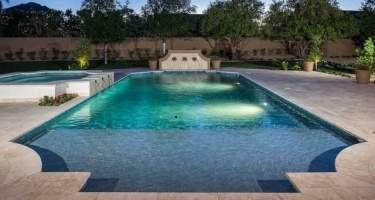 As� es la casa (con piscina) de un jubilado llamado Michael Phelps