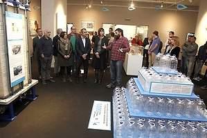 Global Omnium/Aguas de Valencia inaugura la exposición Gandia, fets daigua