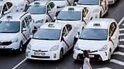Los taxistas desconvocan la huelga y desbloquean las calles