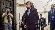 Foto de archivo de Nancy Pelosi en Washington DC