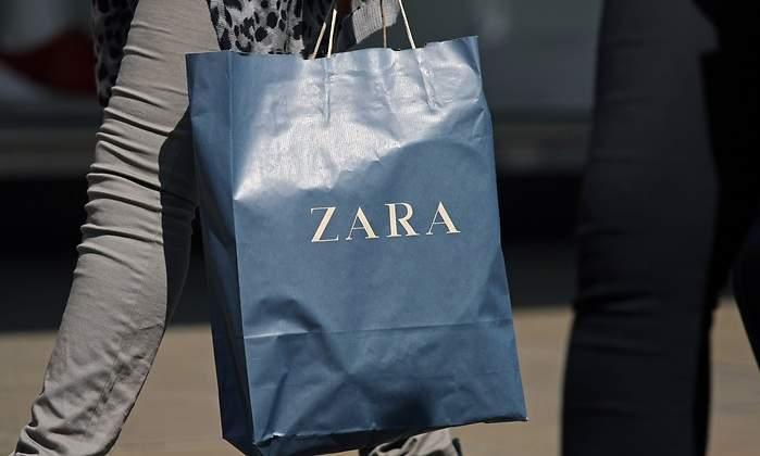 Sólo Usará Dice Zara Papel De Adiós Y Plástico A Bolsas Las PTkXZuOi