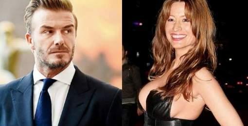 Rebecca Loos desvela el precio de su vídeo sexual con David Beckham