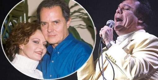 Juan Gabriel, Rocío Dúrcal y Junior, el triángulo que estropeó las rancheras