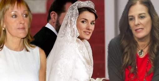 La tía de Letizia pierde el juicio contra Ángela Portero, que la acusó de intentar vender fotos de la primera boda de su sobrina