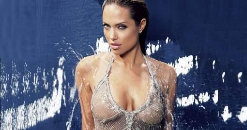 Angelina Jolie despidió a su niñera porque coqueteaba con Pitt
