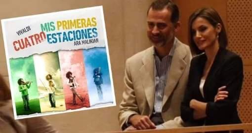 Felipe y Letizia: se lía parda por unas entradas de 20 euros