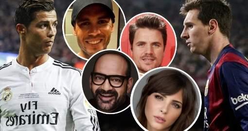 Barça - Real Madrid: la porra de los famosos