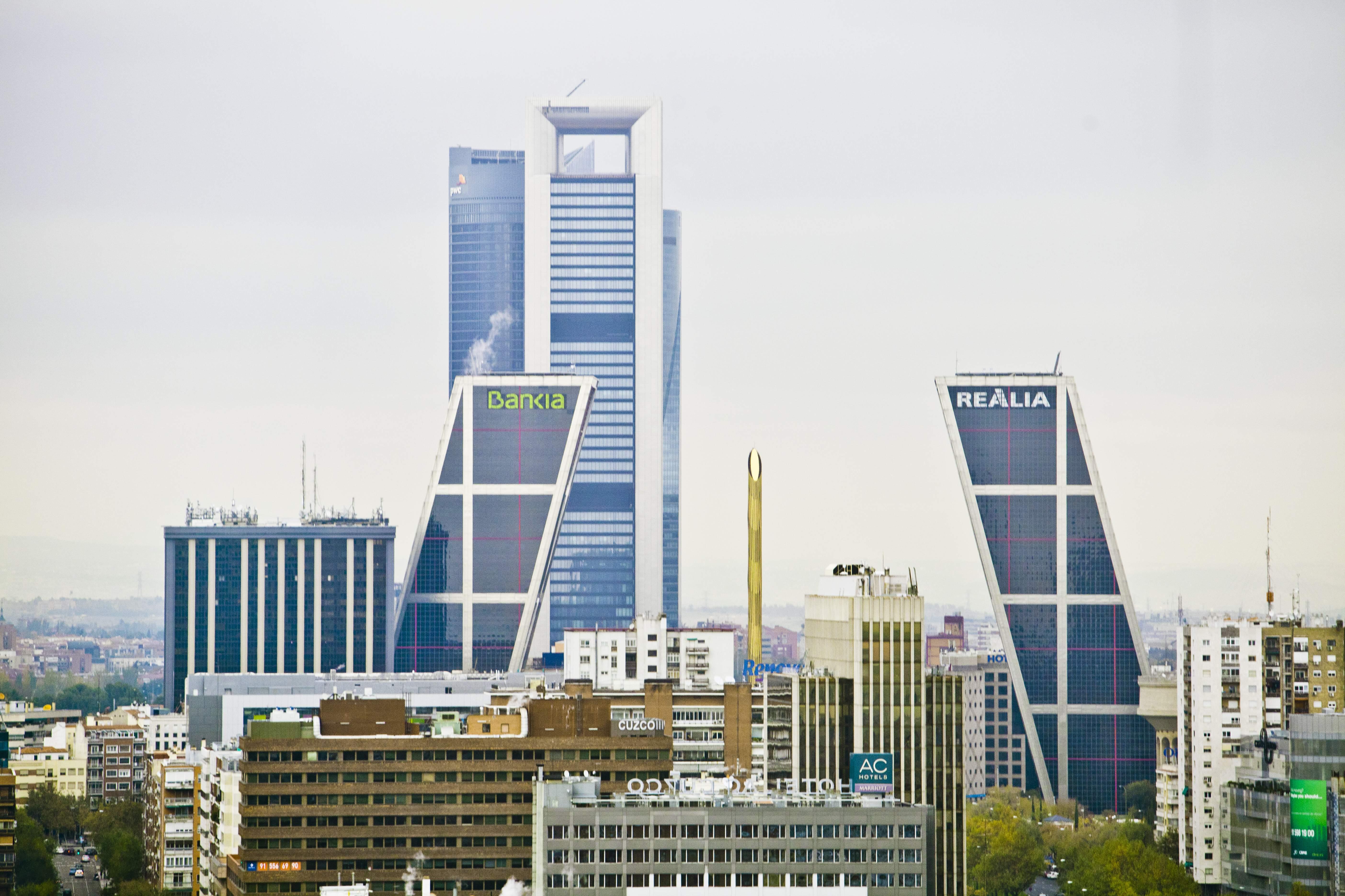 Bankia Torres Kio Madrid