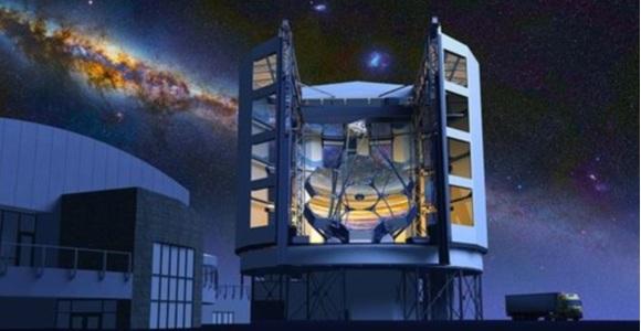 Resultado de imagen de El mayor telescopio ruso en el Caucaso (Chechenia)