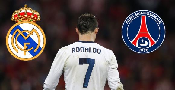 Cristiano Ronaldo el nuevo fichaje del París Saint-Germain