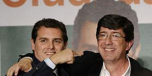 El PSOE y Ciudadanos cierran su pacto: Susana Díaz será presidenta andaluza el jueves