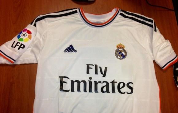 c2ea4fdc25130 La nueca camiseta del Real Madrid estará dominada por el naranja