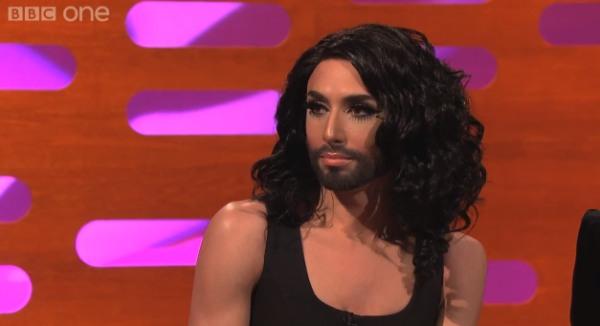 El nuevo estilismo de Conchita Wurst tras convertirse en heroína en Eurovisión