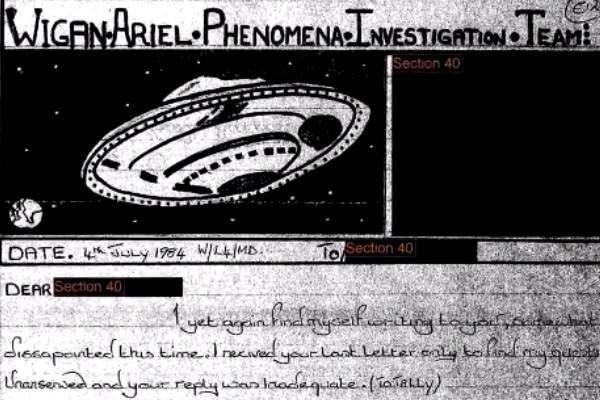 70 años desde el primer OVNI