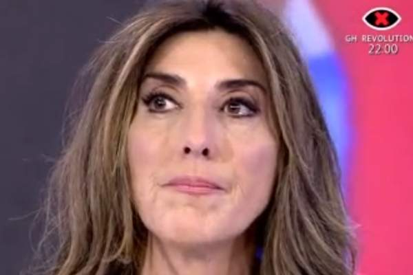 Paz Padilla, encerrada en una tienda por un aviso de atentado