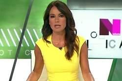 La pillada a Cristina Saavedra