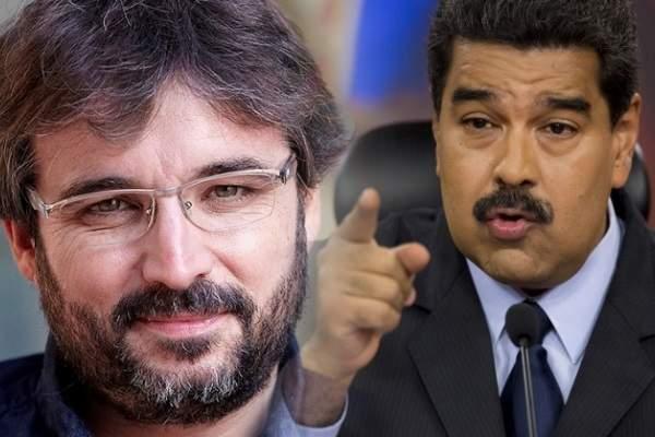 Nicolás Maduro advierte a Évole: Ten cuidado, en España encarcelan a los Jordis