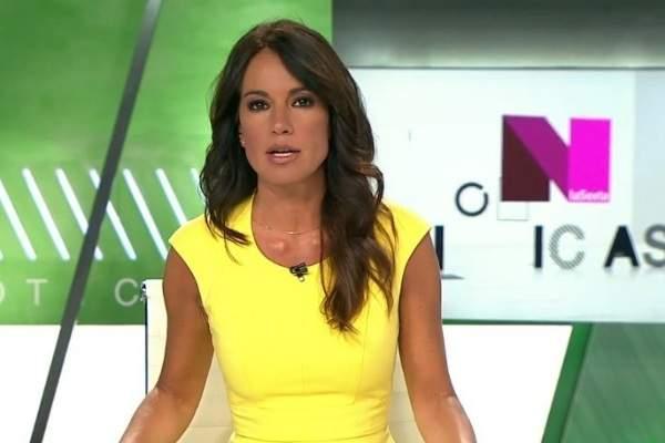 Cristina Saavedra, presentadora de La Sexta Noticias, atropellada por un coche
