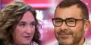 Jorge Javier: la revelación que sintió con Ada Colau