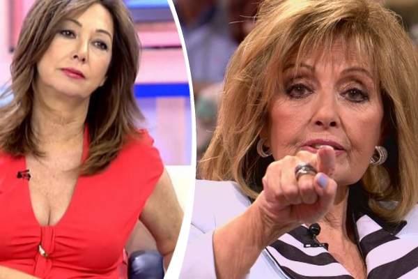 Campos desentierra el hacha de guerra con Ana Rosa: manda un inesperado recadito