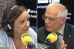 Borrell ataca a Prisa desde la SER