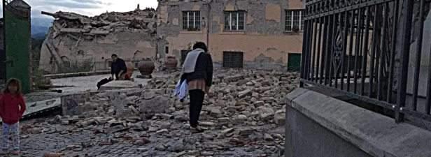 Un terremoto de magnitud 6,2 sacude el centro de Italia y deja 13 muertos
