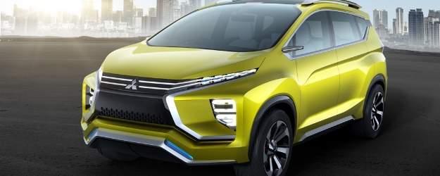 Mitsubishi desvela el XM Concept, un mestizo de SUV y monovolumen