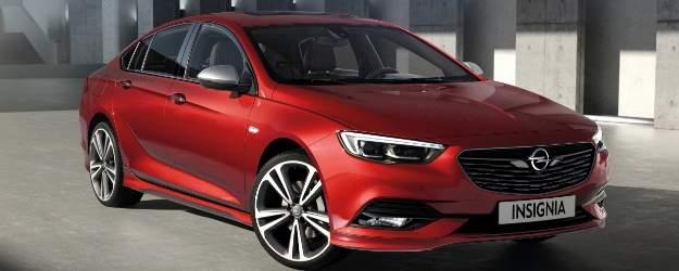 Opel Insignia Grand Sport: buenas luces para la segunda generación