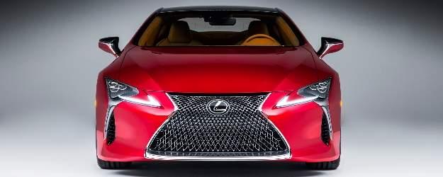 Lexus LC 2017: diseño impactante para el nueveonce de origen japonés