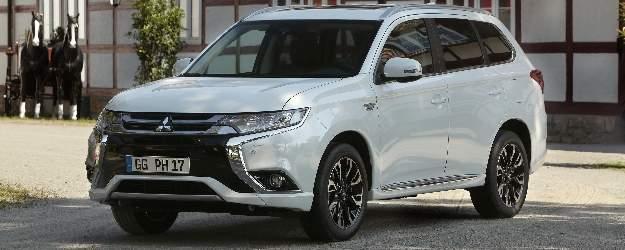 Mitsubishi Outlander PHEV: es único