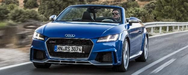 Audi TT RS: el TT sube a primera división