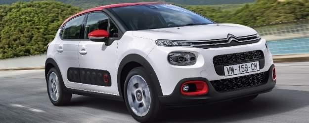 Nuevo Citroën C3: todo es de color