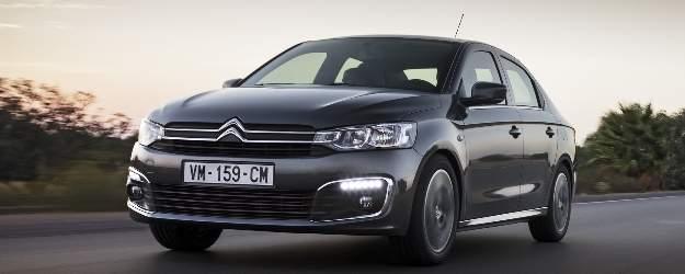 Citroën C-Elysée 2017: un sedán práctico, económico y cada vez más tecnológico