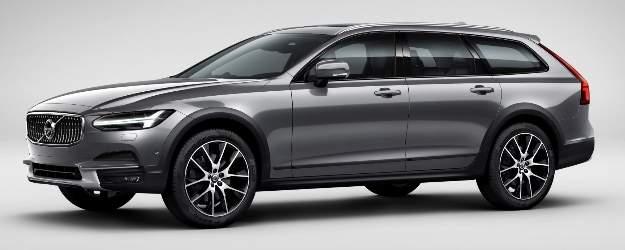 Volvo V90 Cross Country: una buena alternativa a los SUV de gran tamaño