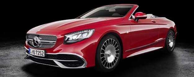 Mercedes-Maybach S 650 Cabriolet: un lujo al descubierto de 300.000 euros
