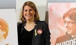 Elsa Artadi se descarta por ahora, al ser todavía Puigdemont el candidato