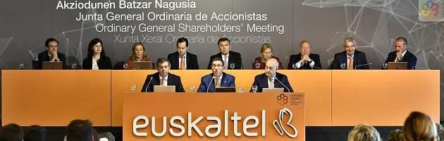 La Junta de Euskaltel respalda la compra de Telecable e incorporar a Zegona como segundo accionista