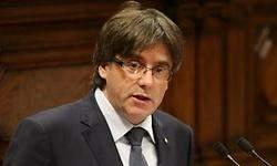 Puigdemont convocará un referéndum acordado o unilateral en un año