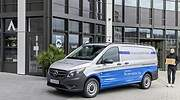 Mercedes Benz inicia la comercialización de la furgoneta Vito 100% eléctrica