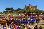 Revivir la Edad Media en el Castillo de Belmonte
