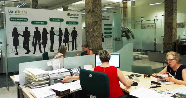 bantierra pone en marcha nuevos espacios especializados