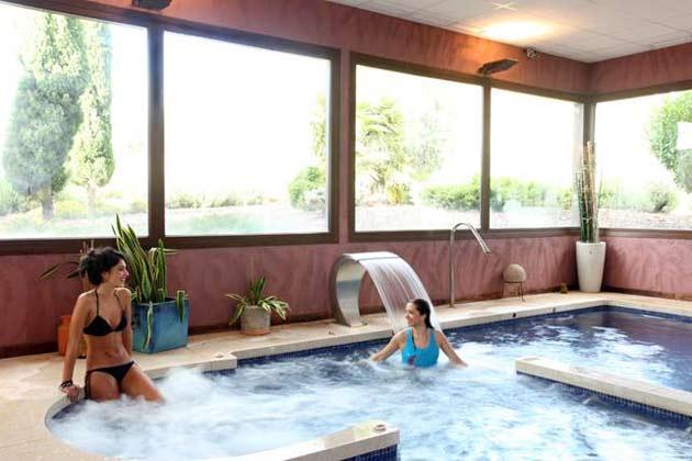 Villa nazules hotel h pica spa aguas favoritas en toledo - Spa aguas de barcelona ...