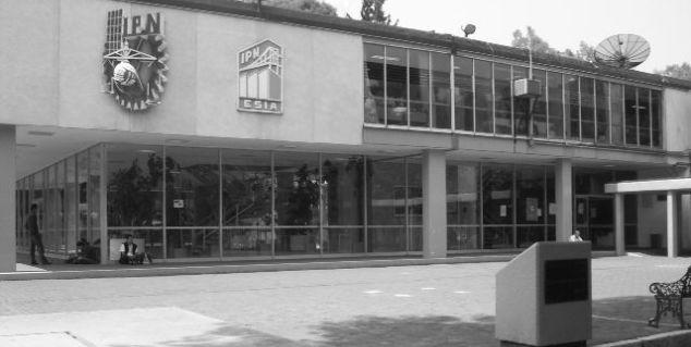 Alumnos del ipn entregan instalaciones de la esia Arquitectura politecnica