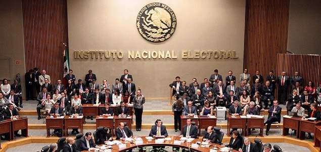 El INE prevé solicitar un presupuesto de 15,370.5 mdp