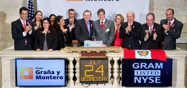 Graña y Montero fue elegida como la empresa mejor gestionada en América Latina por Euromoney