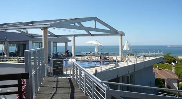 Hotel Mazagonia, balcón a la costa de Doñana