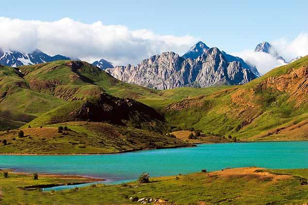 Privilegio de Tena, verano de altura en Huesca
