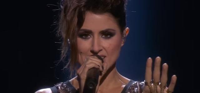 Barei: Esperaba estar muy triste tras Eurovisión y estoy súper contenta